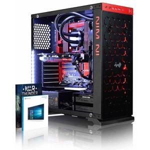 UNITÉ CENTRALE  VIBOX Species-X RXR780-14 PC Gamer Ordinateur avec