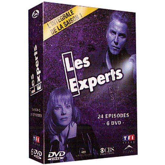 dvd coffret les experts las vegas saison 1 en dvd s rie pas cher cdiscount. Black Bedroom Furniture Sets. Home Design Ideas