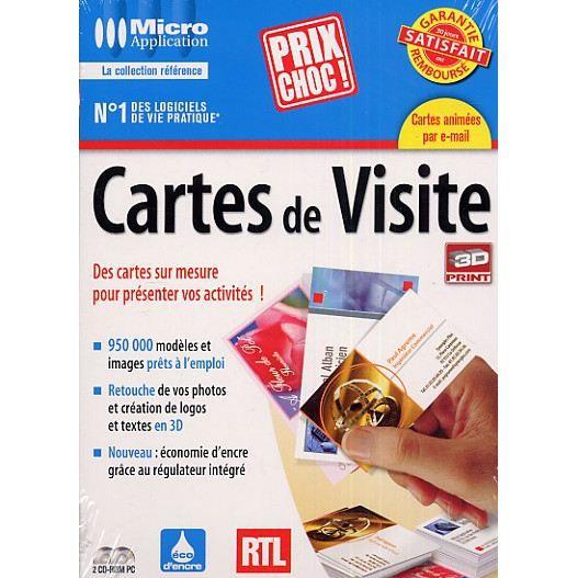 CULTURE CARTES DE VISITE