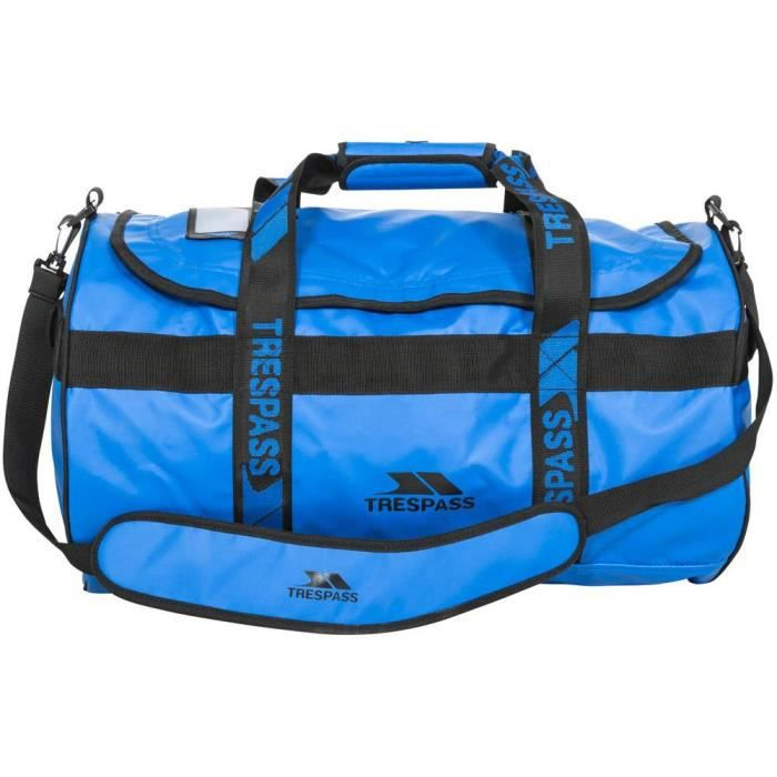 TRESPASS Sac à dos de randonnée 40 litres BLACKFRIAR Bleu