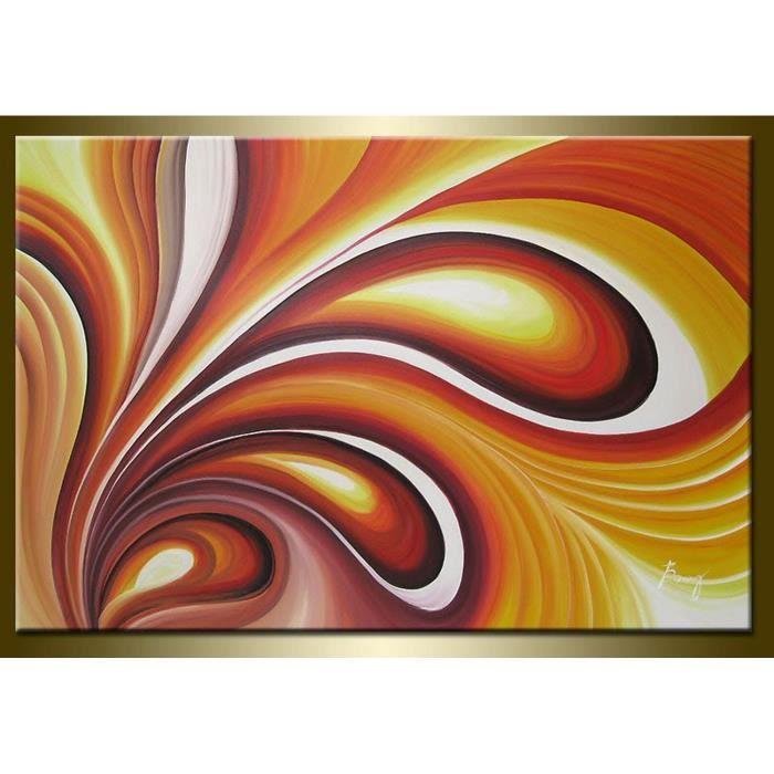 Exceptionnel Décoration Murale Tableaux Toiles Grands Tableaux Tableaux Peintures  Triptyque Peinture Peinture à Lu0027huile Arabesques 1