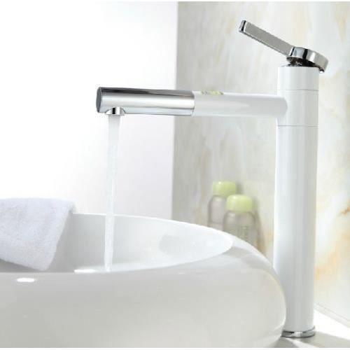 robinet mitigeur blanc salle de bain robb20 Résultat Supérieur 14 Superbe Robinet Salle De Bain Blanc Stock 2018 Zzt4