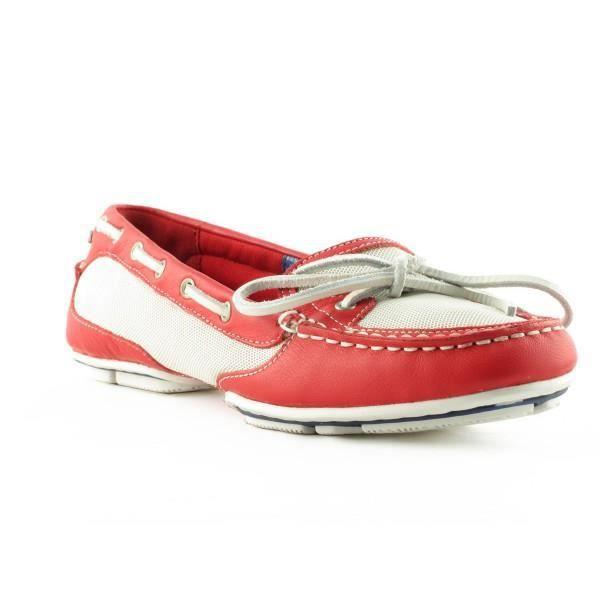 Chaussures bateau ROCKPORT Femme... - Achat   Vente Chaussures ... 4e37e01434f