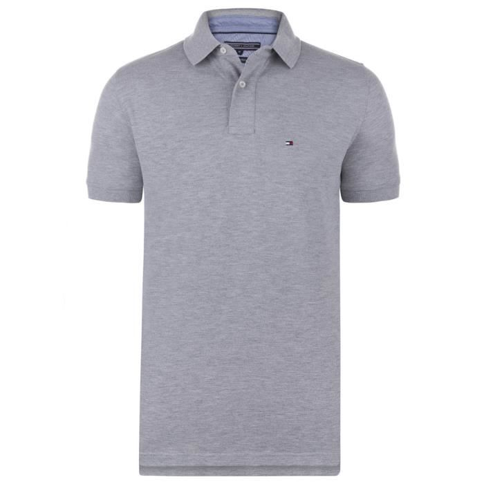 POLO Tommy Hilfiger Polo Homme TO5011076 manches courte