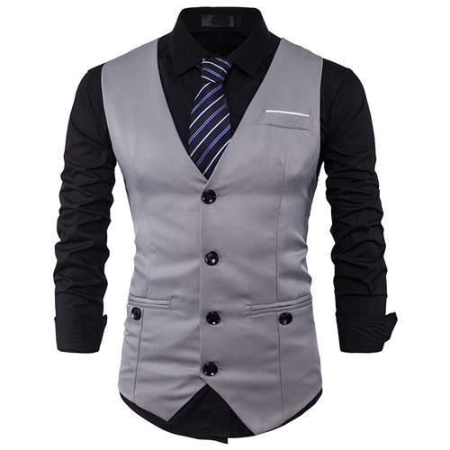 affordable gilet de costume gilet sans manche homme costume pour mariage slim with costume pour mariage - Tapis Chambre Pas Cher2578