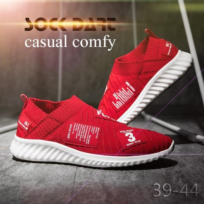 Chaussures Sport Nouveau Flats fraîches Respirant Chaussures Été Yeehorstar Mode course de Hommes Marque Casual HS7aw1wW