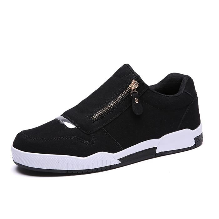 Automne Hiver Hommes Mocassins Chaussures plates en daim mode Mocassins Hommes Chaussures de conduite Casual Respirant