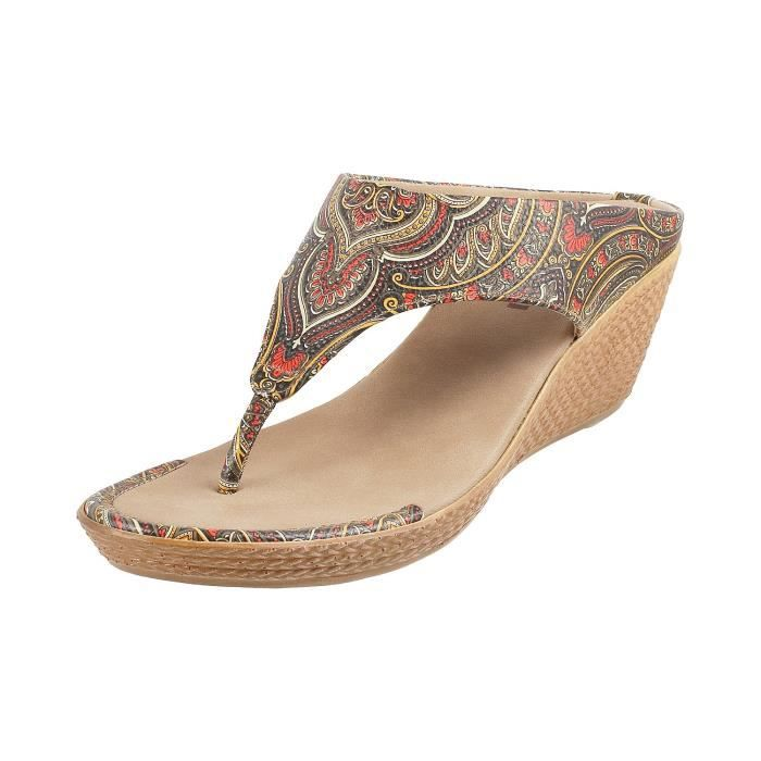 slip-on synthétique pour femme (32-9360) OXIFA Taille-38
