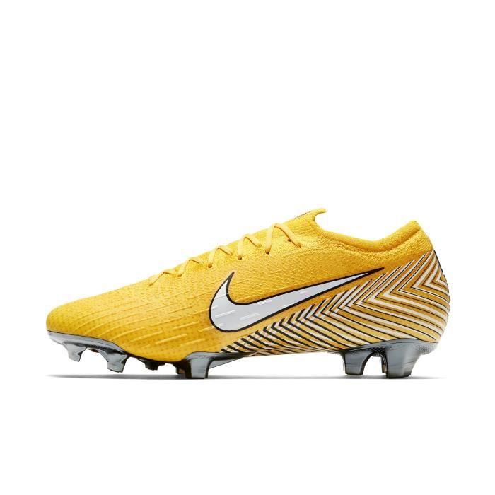 quality design 86137 64f6c ... Noir, Blanc, Jaune, Image. CHAUSSURES DE FOOTBALL Nike Neymar Jr. Meu  Jogo Mercurial Vapor 360, Sol