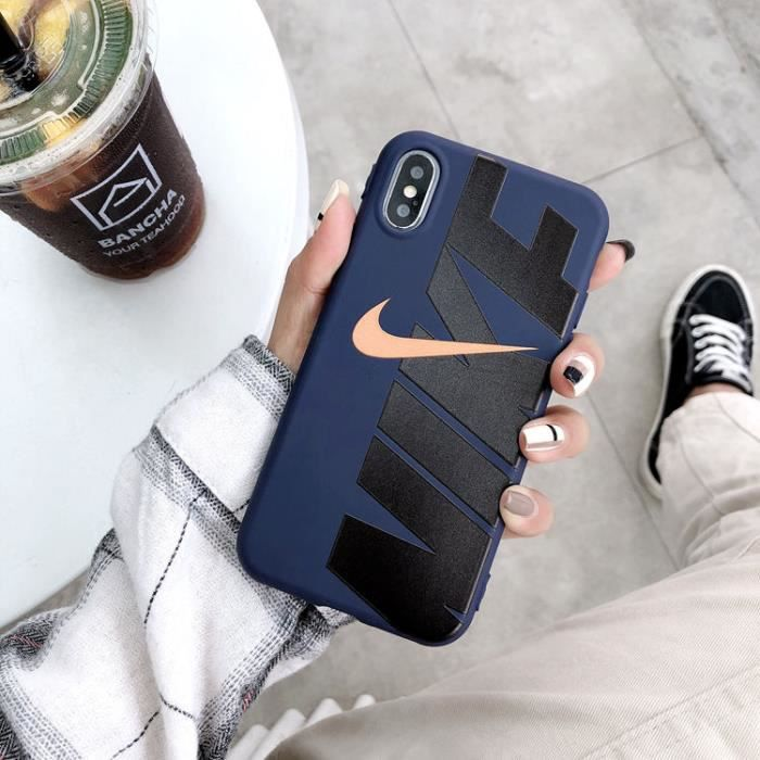coque d iphone xr nike