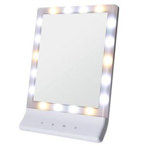 miroir grossissant x10 achat vente miroir grossissant x10 pas cher soldes d s le 10. Black Bedroom Furniture Sets. Home Design Ideas