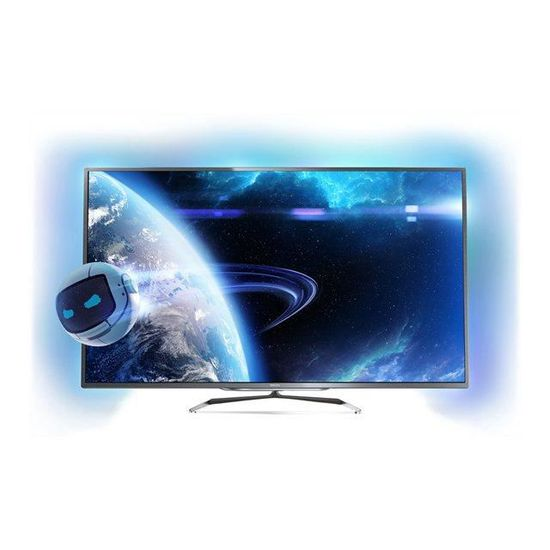 4adab7b4337 Téléviseur LED 165 cm PHILIPS 65PFL9708S - téléviseur led