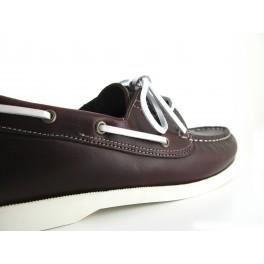 PIERRE CARDIN Chaussures Bateaux PC1605BO Bordeaux - Couleur - Rouge
