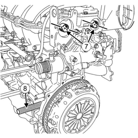 Coffret De Pige Calage Distribution Ford Mondeo Focus Fiesta Cmax Kits Coffret Outils
