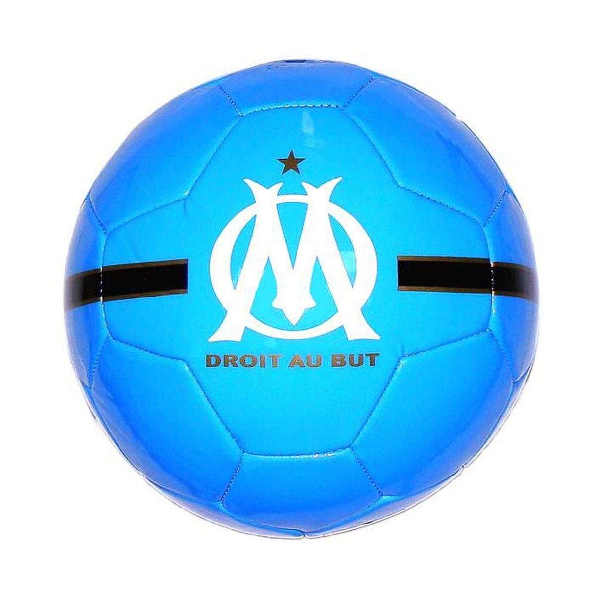 Olympique de marseille mini ballon de football om - Logo de l olympique de marseille ...
