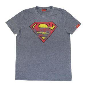 T-SHIRT SUPERMAN T-shirt Homme 1004787 - 100% coton