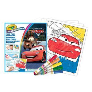 CARS Kit Color Wonder