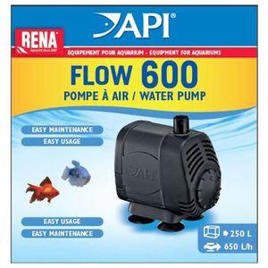 FILTRATION - POMPE API Pompe à air New Flow 600 Rena - Pour aquarium