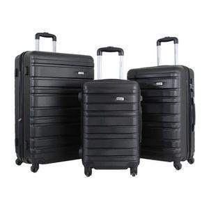 VALISE - BAGAGE Set de 3 Valises 55cm-65cm-75cm - Alistair
