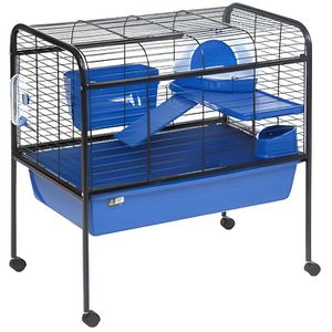 CAGE Cage Lapin mobile