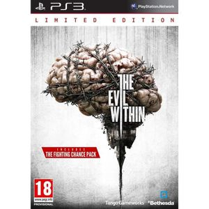 JEU PS3 The Evil Within Limited Edition PS3
