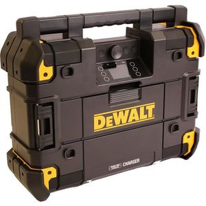 RADIO CD CASSETTE DeWALT DWST1-81078 Radio de chantier alimentation