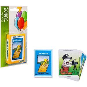RAVENSBURGER enfants jardin Super Atout forte chars jeu de cartes QUARTET Jeu