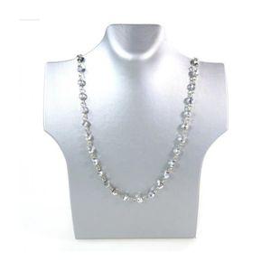 Présentoir bijoux Porte bijoux presentoir pour collier buste 26 cm A