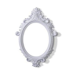 Miroir ovale achat vente miroir ovale pas cher cdiscount for Achat miroir