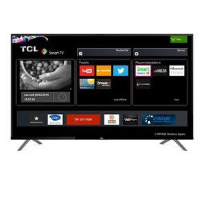 Téléviseur LED TCL U50S6906 - Téléviseur LED Ultra HD 50' (126 cm