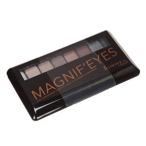 FARD À PAUPIÈRE RIMMEL Palette d'ombre à paupières Magnif'eyes - 0