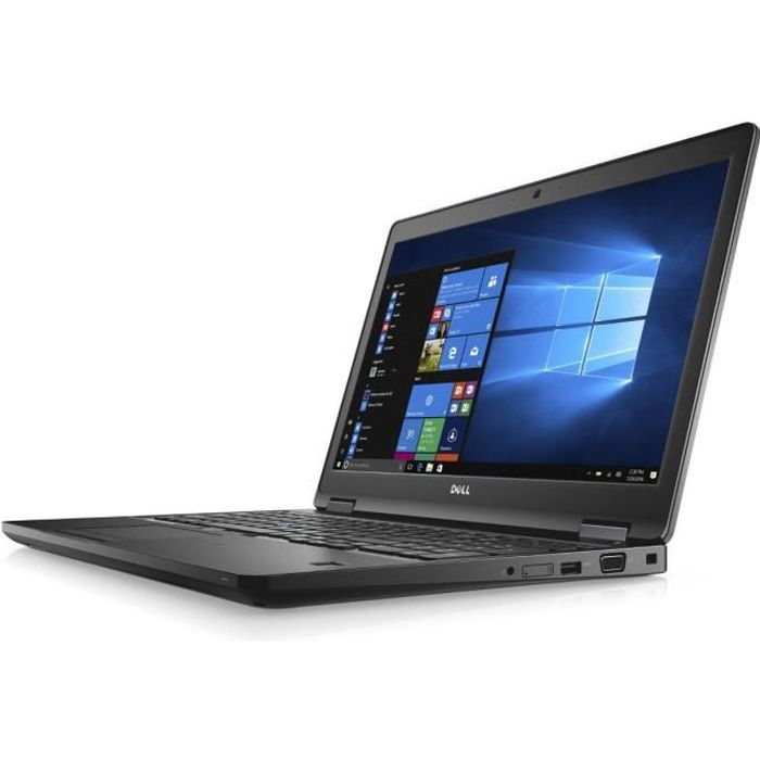 DELL PC Portable Latitude 5580 - 15.6\
