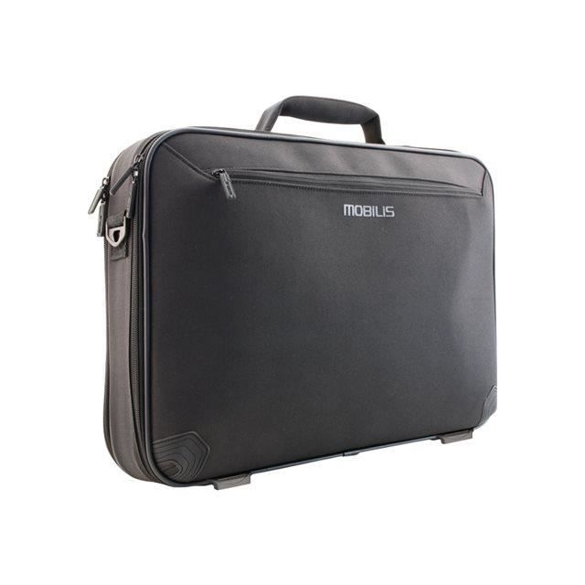 MOBILIS Sacoche pour ordinateur portable - TheOne Twice Briefcase - 11-14\