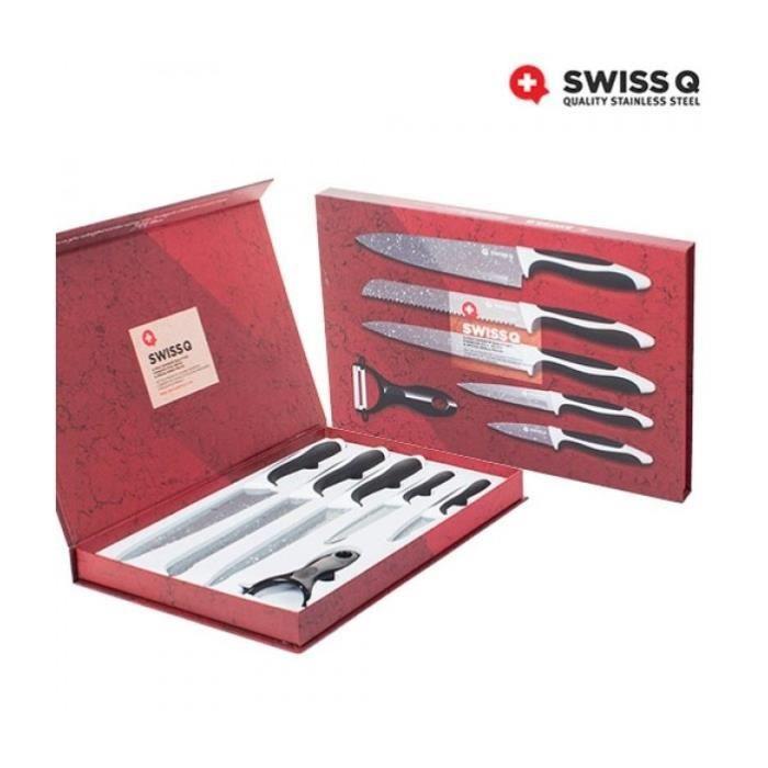 Couteaux de cuisine suisse - Achat / Vente Couteaux de cuisine ...