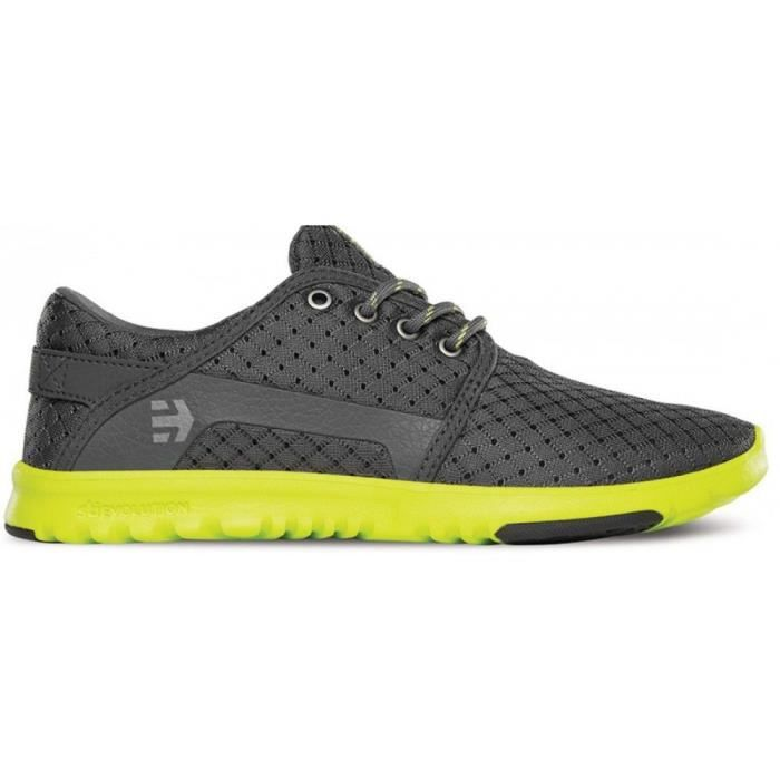 CHAUSSURES ETNIES SCOUT WO S DARK GREY