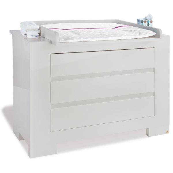 Commode A Langer Silver Achat Vente Table A Langer 4035769031787