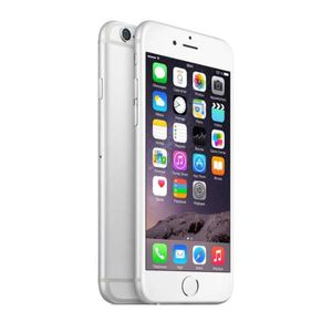 SMARTPHONE Iphone 6 16Go Argent - Occasion Comme Neuf