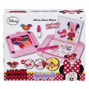 JEU DE MOSAIQUE Aquabeads Disney Minnie Mouse Playset