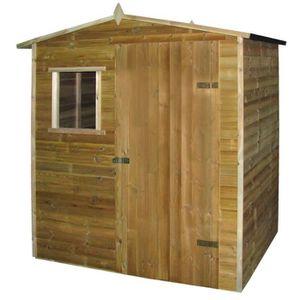 Fenetre pour chalet en bois achat vente pas cher - Abri de jardin avant garde ...