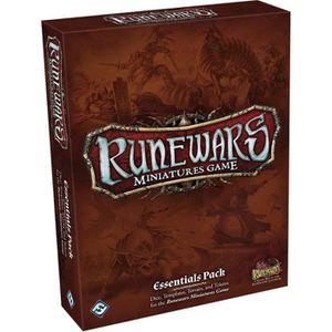 LIVRES ADOLESCENTS Fantasy Flight Games Runewars Essentials Pack - En