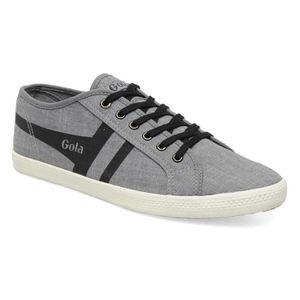 Chaussure Basse Gola Quattro Charcoal Grey Homme Pointure 44