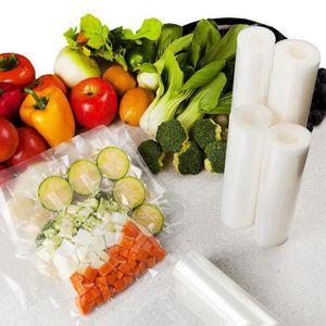 MISE SOUS VIDE 100 pcs Sac de stockage de nourriture sous vide 12