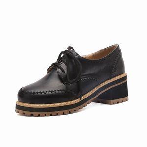 DOCKERS Chaussures Homme plates à lacets décontractées pierre marron Bop6AQ