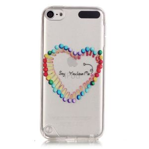 COQUE MP3-MP4 Pour Apple iPod touch 5 6,VEMUN say you love me St