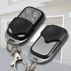 ACCESS MOTEUR GARAGE 2pcs Télécommande Universelle Portail Garage Alarm