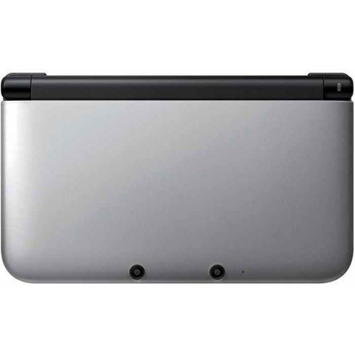 CONSOLE 3DS CONSOLE 3DS XL ARGENT + NOIR