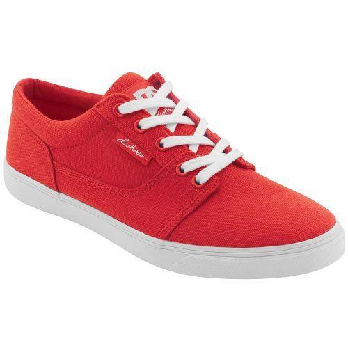 Bristols Cvas Chaussure Skate Rouge