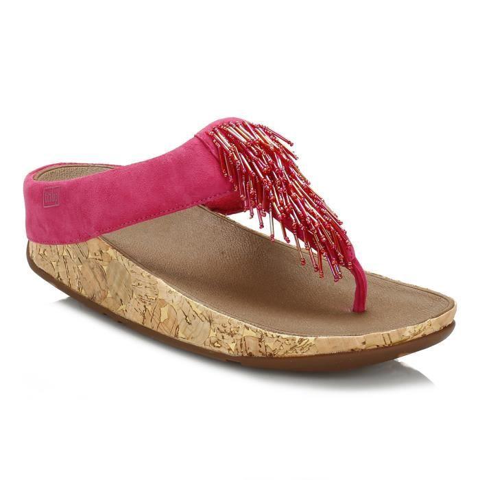 FitFlop femme Bubblegum Cha Cha sandales