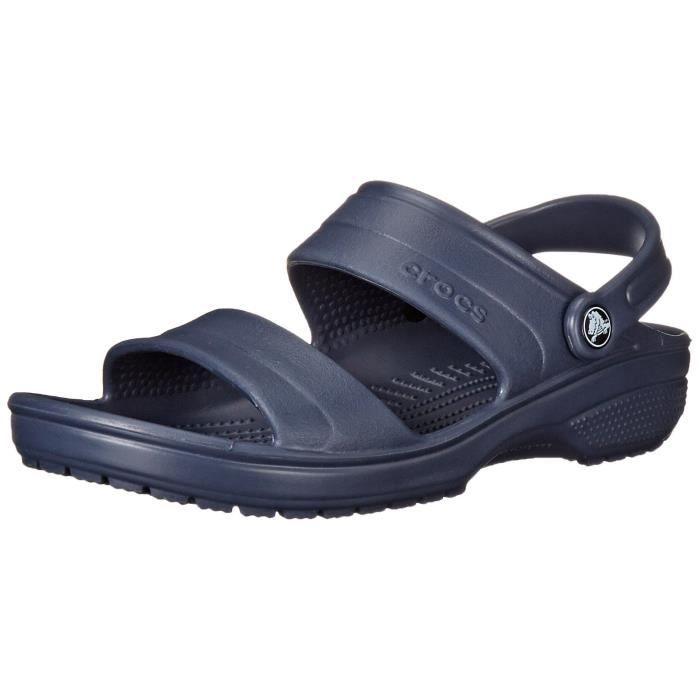 Crocs Sandale mixte de bride arrière classique C1AWW