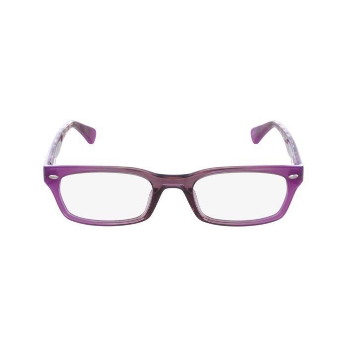 Lunettes de vue Ray Ban RX5150 -5489 Violet transparent Violet ... e0efc3aa31ea